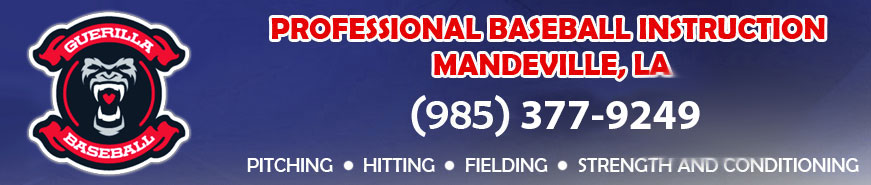 Guerilla Baseball Academy Mandeville, Louisiana