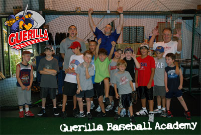 Guerilla Baseball Camp Mardi Gras