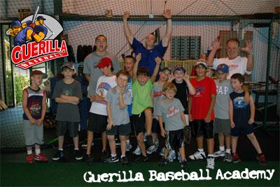 Guerilla Baseball Camp Mardi Gras